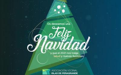 Carta a las familias de Peñagrande: ¡Feliz Navidad!
