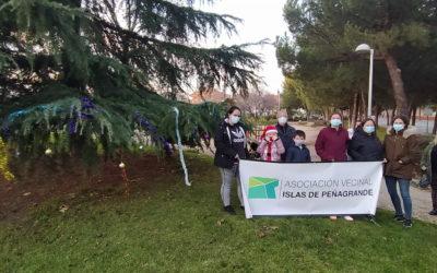 Parque navideño de Peñagrande