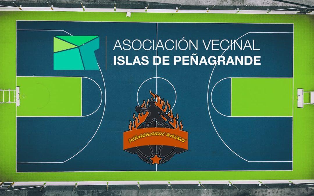 Ponemos en marcha la nueva escuela de baloncesto Peñagrande Basket