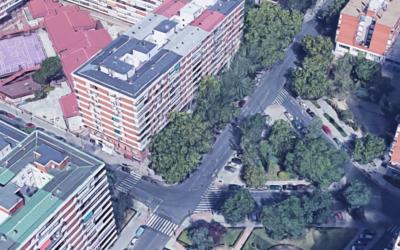 Nuevos pasos para peatones y semáforos en Isla de Arosa